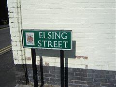 Elsing Street